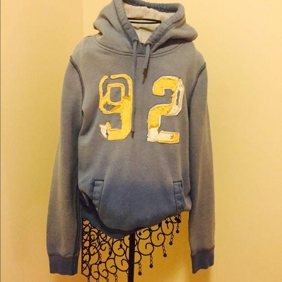 Abercrombie hoodie Like new rugged hoodie Abercrombie & Fitch Tops Sweatshirts & Hoodies