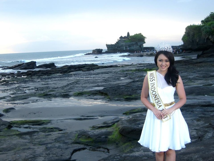Pan Pacific Nirwana Bali Resort welcomes Miss Indonesia 2013