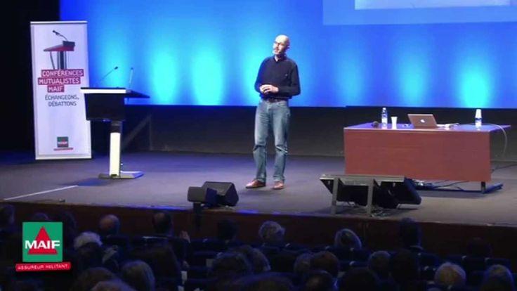 La sérénité, ça s'apprend / conférence de Christophe André / MAIF - YouTube