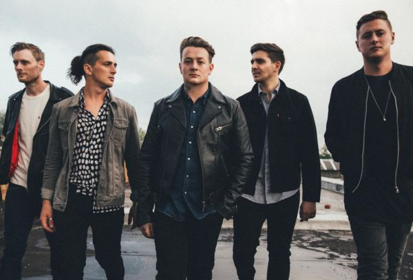 "Deaf Havana unleash three new tracks | new album ""All These Countless Nights"" due 1/27WithGuitars"