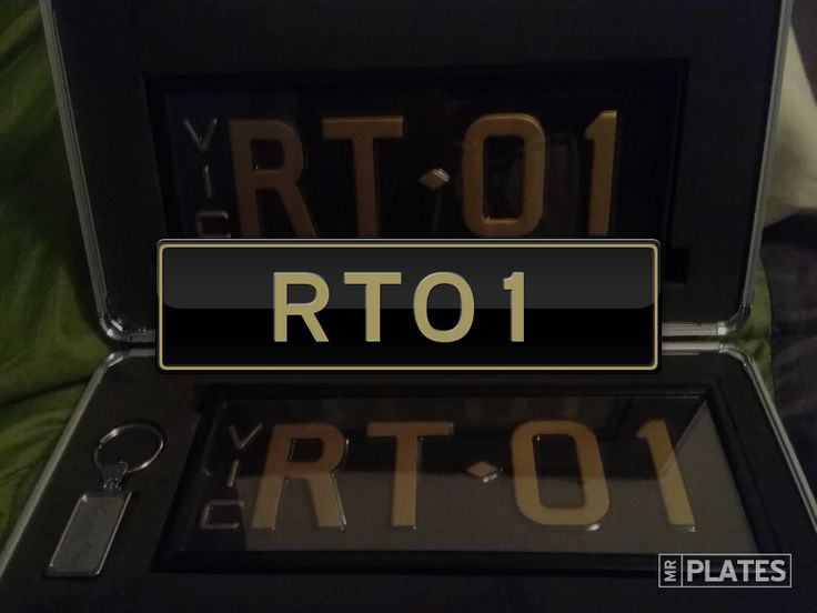 Check out RT01 number plates I found on MrPlates