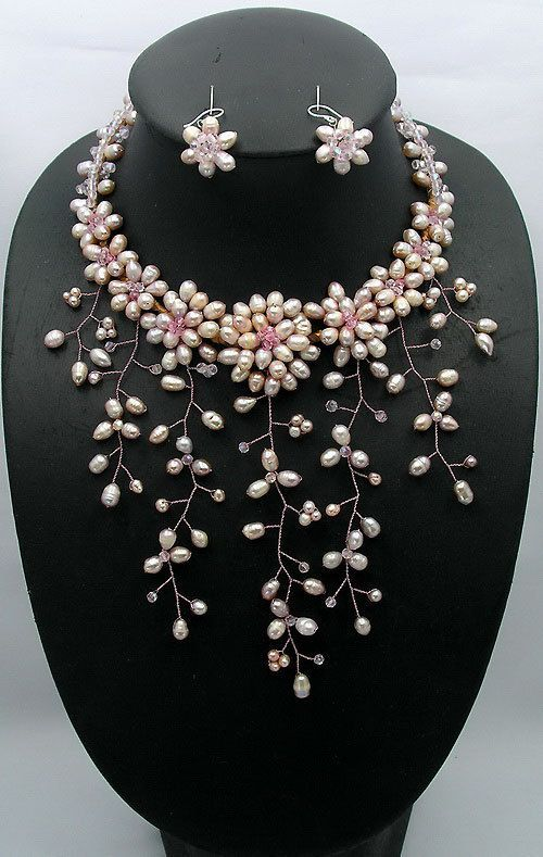 Bead Necklace: