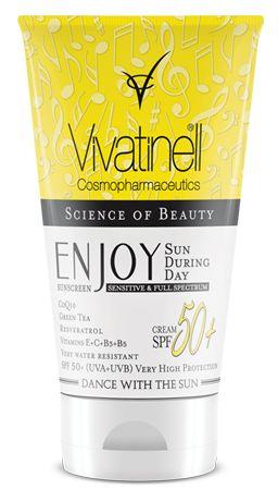 Enjoy Sun Cream SPF 50+  /  Enjoy Güneş Kremi SPF 50+