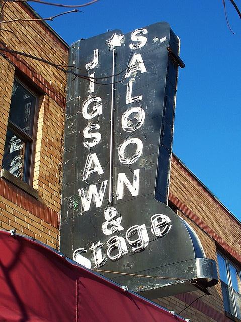 Jigsaw Saloon & Stage......Parma, Ohio