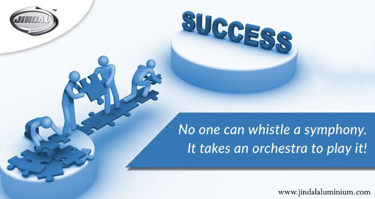 No one can whistle a symphony. It takes an orchestra to play it! Quality similarly is all about team work and we owe our success and quality to our employees without whom our level of perfection and quality would have been unattainable. #JAL #Quality #TeamWork