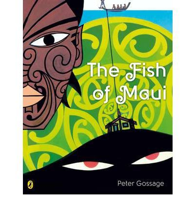 The Fish of Maui : Paperback : Peter Gossage : 9780143505174