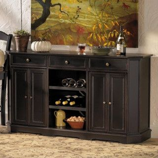 Grandezza Console - traditional - buffets and sideboards - by Ballard Designs