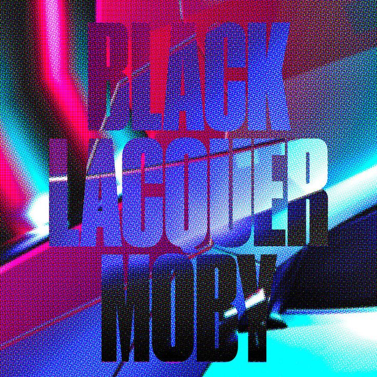 Black Lacquer by Moby