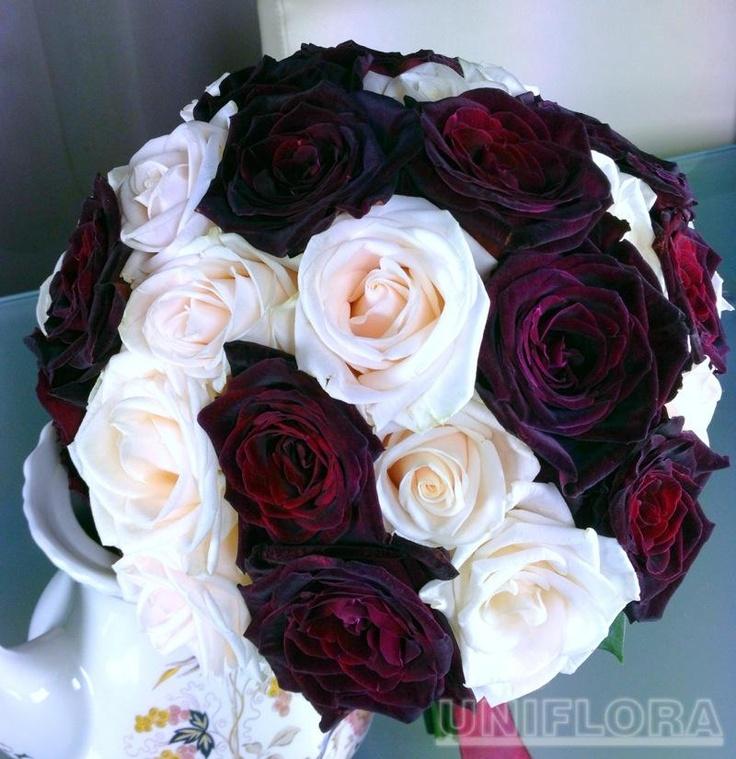 Aranjamente florale - Buchete de nunta colorate