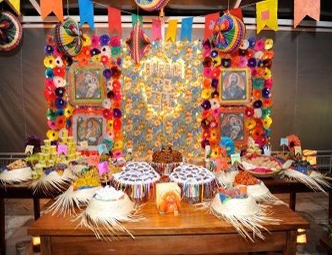 Decoração para festa Junina | Portal Tudo Aqui