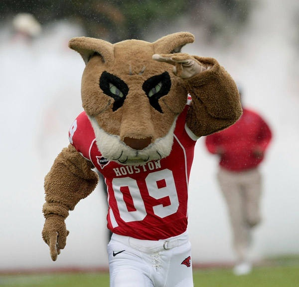 Shasta, University of Houston Cougars.