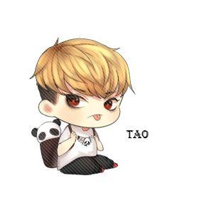 #exo #tao #zitao #cute #art #fanart #chibichan