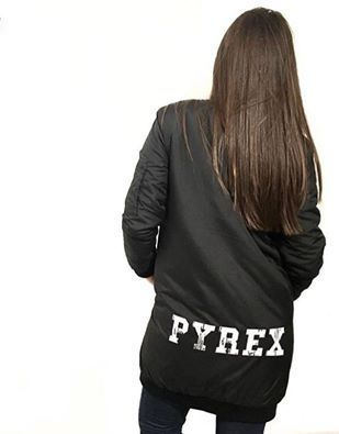 JACKET #new #collection #pyrex #pyrexoriginal #fallwinter16 #winterstyle #streetstyle #nothingbetter #pyrexstyle #wearingpyrex