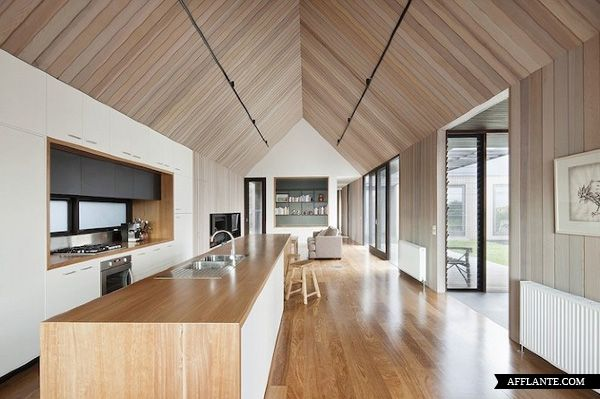 Seaview House // Jackson Clements Burrows Architects | Afflante.com