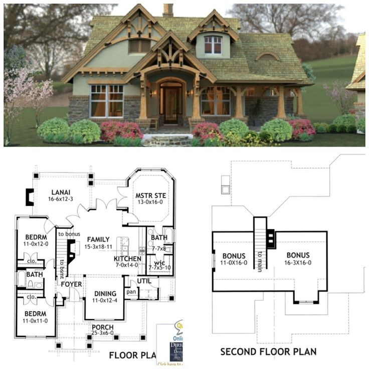 17 best images about floor plans on pinterest mountain for Retirement cottage house plans