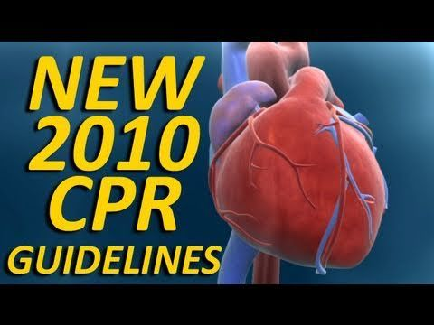 CPR...it could save a life