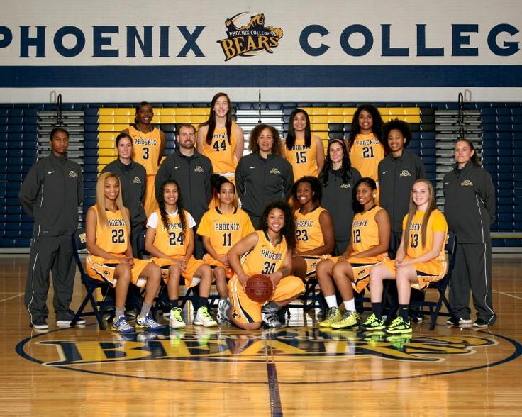 The Phoenix College Women's Basketball Program, under the direction of Head Coach Kristi Kincaid, is dedicated to achieving success on the court as well as in the classroom!