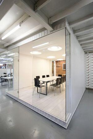 архитектурное бюро Практика - coworking