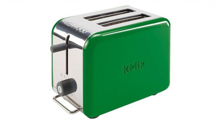 kenwood kmix 2 slice toaster glam green toasters. Black Bedroom Furniture Sets. Home Design Ideas