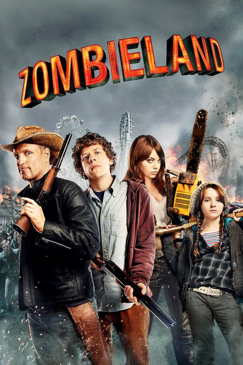 Zombieland Full Movie Online 2009