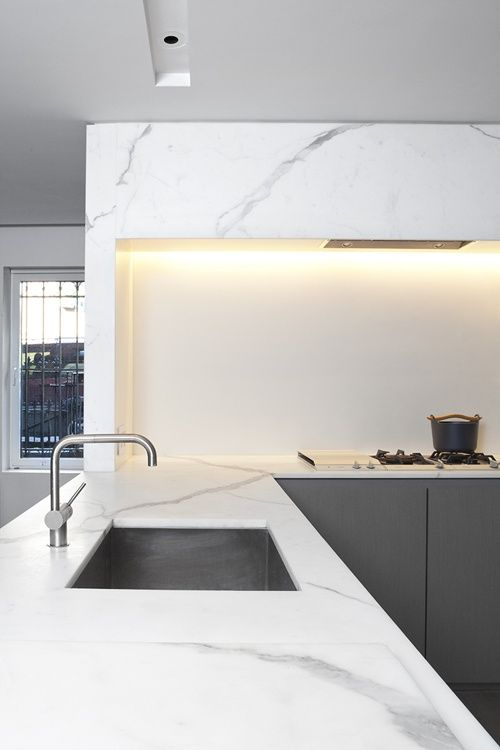 Petersons Perspective : White Marble