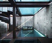 Vertical Glass House in Shanghai
