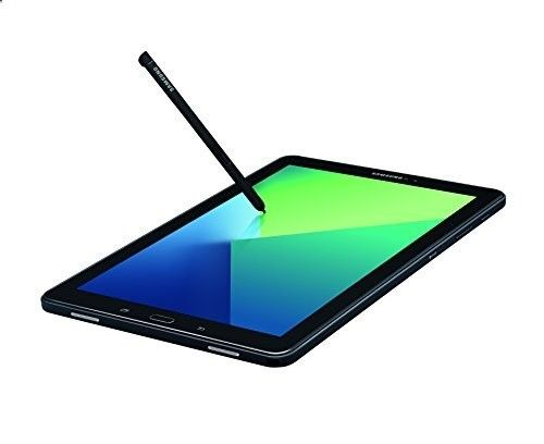 #4: Samsung Galaxy Tab A with S Pen 16 GB Wifi Tablet 10.1 Inch (Black) SM-P580NZKAXAR Samsung Galaxy Tablet Black SM P580NZKAXAR is ranked high among the best selling items in PC category in USA. Click below to see its Availability and Price in YOUR country.