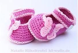 Bildergebnis Für Babyschuhe Häkeln Anleitung Kostenlos Häckeln