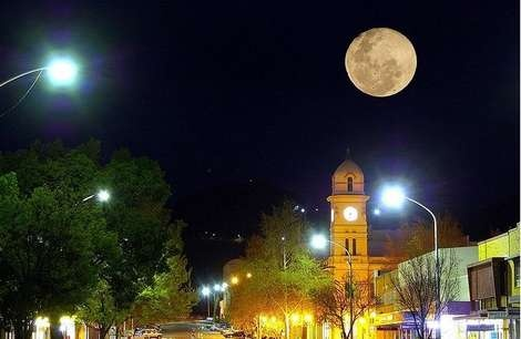 Peel Street, Tamworth, NSW Australia