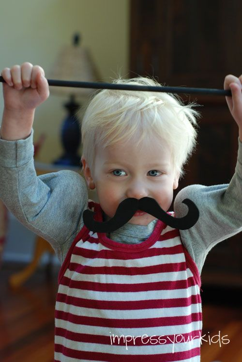 activities for kids Easy Circus Homemade Costumes   {no sew} photo