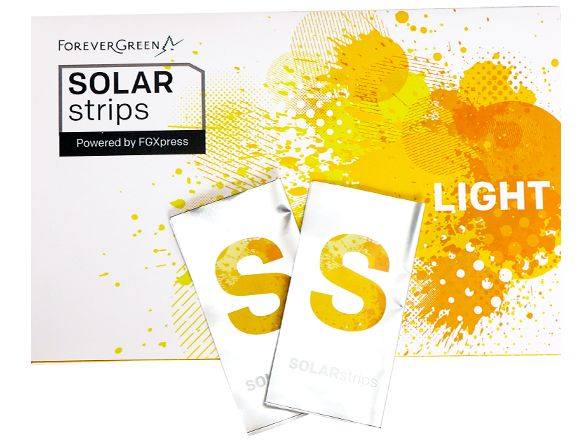 SolarStrips feature a proprietary blend of open-cell marine phytoplankton for a nutritious, energetic boost in a unique and convenient delivery system. SolarStrips are the most effective way to edify your body with the nutrition it needs to perform at its best.