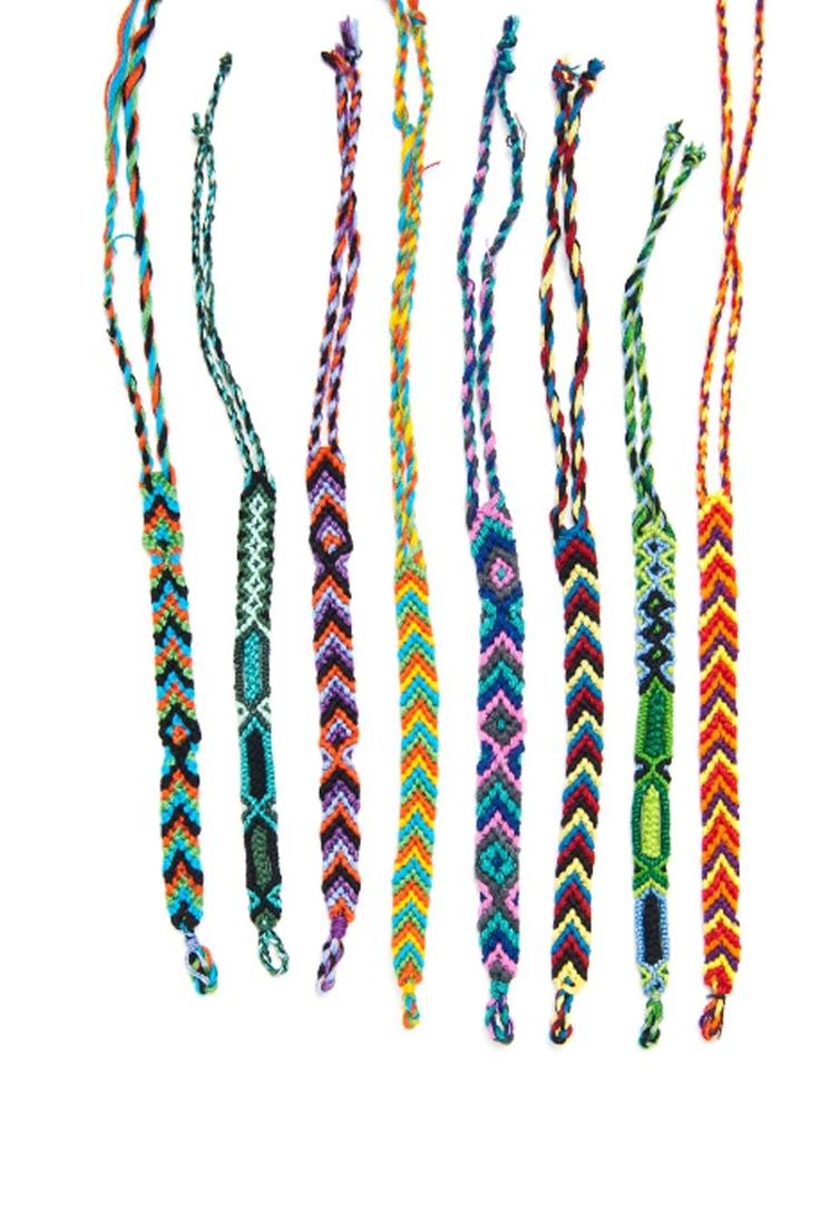 braided gimp bracelets - photo #14