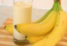 Jen s banány zhubnete v oblasti břicha