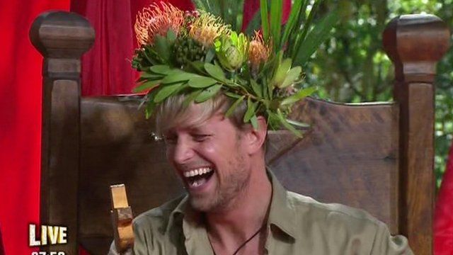 Westlife star Kian Egan has been crowned king of the jungle on ITV show I'm A Celebrity...Get Me Out Of Here! He beat fashion designer David Emanuel in the final on Sunday.