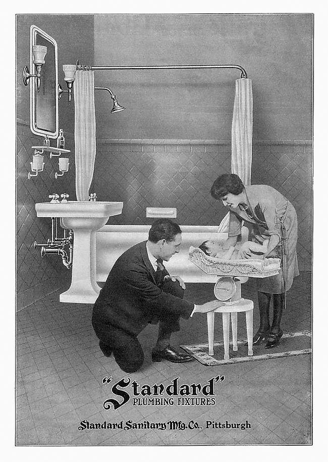 Standard Plumbing Fixtures 1920 Sb Mktg435
