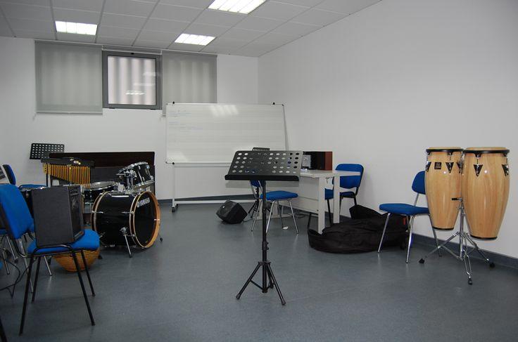 Pormenor de sala de aula da Universidade Lusíada de Lisboa. (Fotografia de Eduardo Dias, 2010)