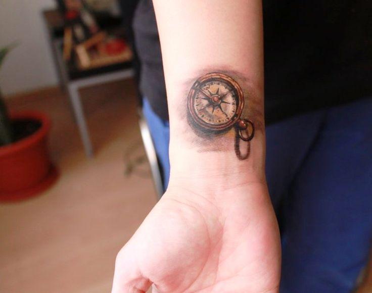 25 Ideen Kleine Tattoos auf Handgelenk