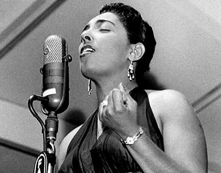 Carmen Mercedes McRae 4/8/20,– 11/10/94 American Jazz singer, composer, pianist, and actress. Considered one of the most influential jazz vocalists of the 20th century, it was her behind-the-beat phrasing and her ironic interpretations of song lyrics that made her memorable. McRae drew inspiration from Billie Holiday, but established her own distinctive voice. She went on to record over 60 albums, enjoying a rich musical career, performing and recording in the United States, Europe, and…