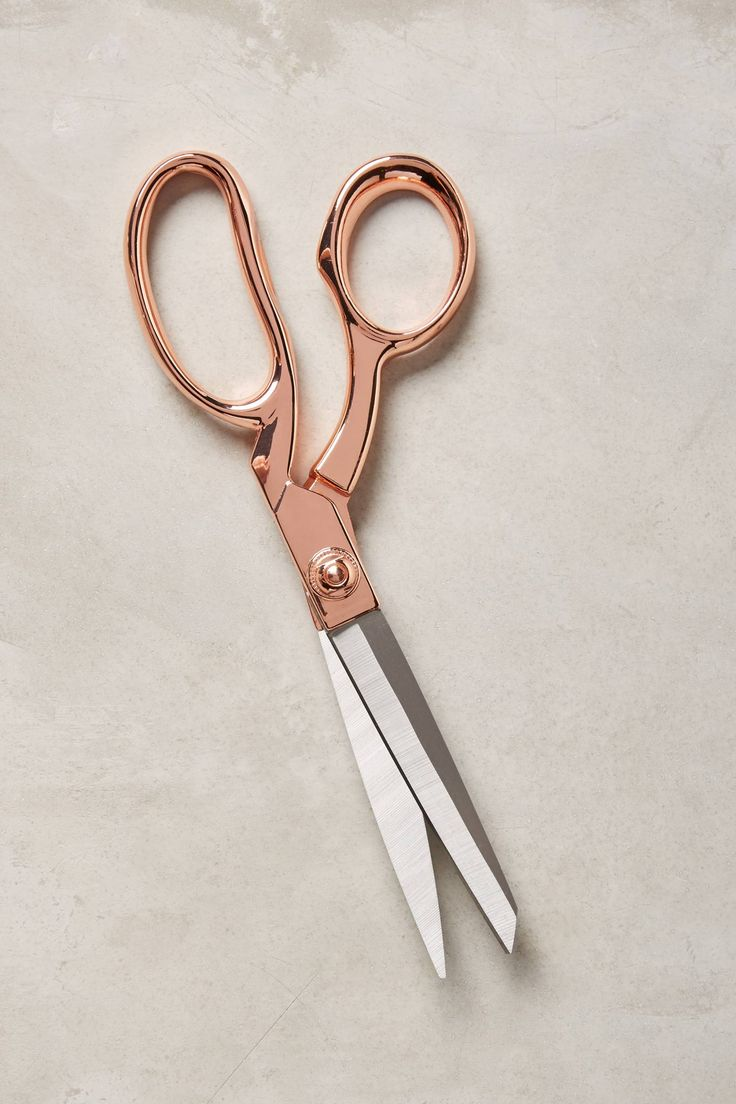 Rose-Handled Scissors