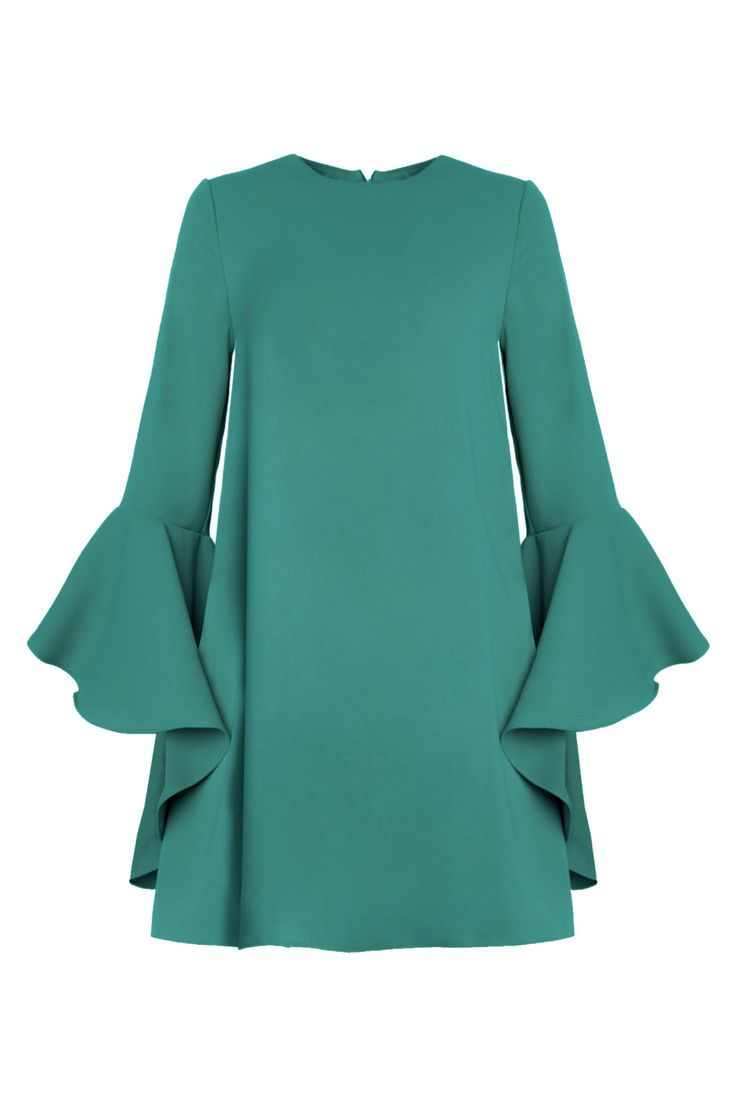New Revival Bell Sleeve Dress | $122 | pixiemarket.com