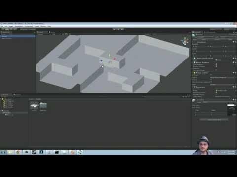 Quill18's Unity 3d & Blender Game Programming Tutorials