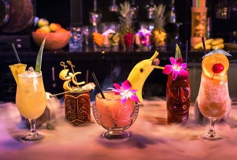 Image result for gothic cocktails