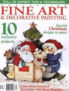 Decorative Painter Magazine | Australian Fine Art & Decorative Painting…