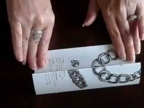 How to make a gift bag out of old Premier Designs Catalogs - YouTube