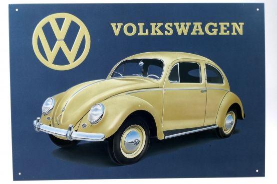 Volkswagen Fridge Magnet
