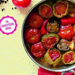Γεµιστά κατσαρόλας - Η Gourmet Γωνιά για γεύσεις και αναγνώσεις - συνταγές - Το Βήμα Online