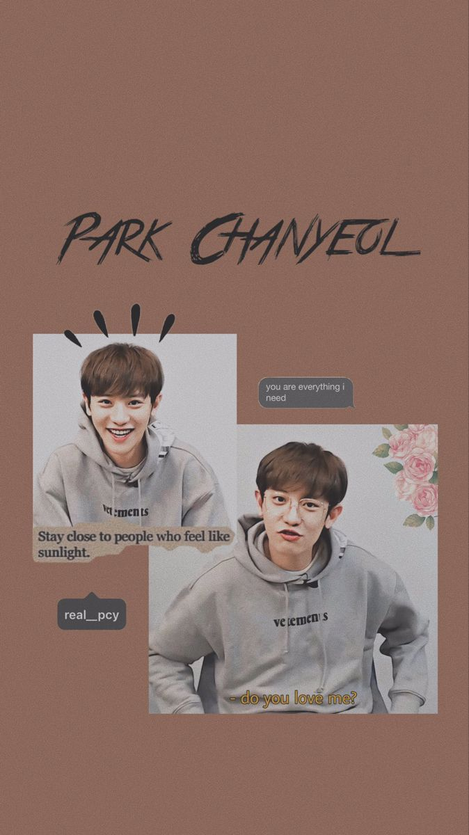 Chanyeol Boyfriend Wallpaper Wallpaper Lucu Pacar Pria Suami