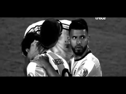 SAD MESSI  = Argentina vs Chile 2 -4 copa America Cup 2016