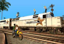 Każdy pamięta ten pociąg Do Pobrania GTA San Andreas.  ►Facebook: https://www.facebook.com/Fani-GTA-San-Andreas-1745735565455642/