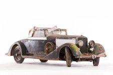 Hispano Suiza H6B Cabriolet par Million Guiet - 1925. Artcurial Motorcars, Rétromobile 2015, Vente N° 2651 (Collection Baillon) - Lot N° 17.